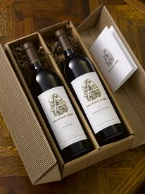 AMAPOLA CREEK   A red and white gift pack delight! A little something for everyone, this 2-bottle gift pack features one 750ml bottle each of our vibrant 2010 Russian River Chardonnay, and our elegant 2008 Estate Cabernet Sauvignon.