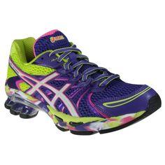 Tênis Asics Gel Sendai T36DQ - Roxo/Branco/Prata - Calçados Online Sandálias, Sapatos e Botas Femininas | Katy.com.br