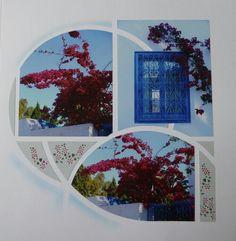 Polaroid Film, Paper Crafts, Cabana, Santorini, Amsterdam, Photos, Template, Landscapes, Projects