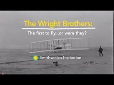 The Wright Brothers | Though the Wright brothers did not develop the concept of an airplane, the Wright brothers did invent the first successful airplane. Listen as Dr. John Anderson, curator of aerodynamics at the National Air and Space Museum, describes their inventive process
