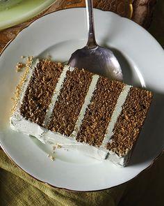 Matcha Green Tea Layer Cake - http://www.sweetpaulmag.com/food/matcha-green-tea-layer-cake #sweetpaul
