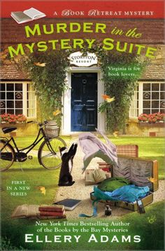Resort manager Jane Steward hosts a week of fantasy crime-solving for mystery fans...interrupted by a real murder!