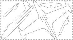 Desktop Cnc, Cardboard Crafts, Paper Crafts, Cnc Maschine, Paper Aircraft, Diy Straw, Wooden Toy Cars, Airplane Design, Handmade Wooden Toys