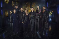 You're probably wondering when Season 2 of Dark Matter will air? You've come to…