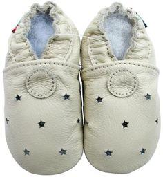 73b311cbe98be Carozoo nouvelle cuir souple semelle des sandales jusqu à six années  pantoufles