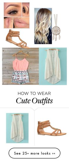 """""""First day of school outfit"""" by samkoth on Polyvore"""