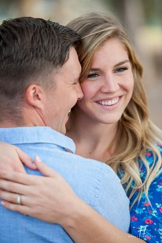 What a gorgeous engagement shoot of Tori and Hunter at the La Jolla Scripps Pier!