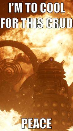 To cool Dalek