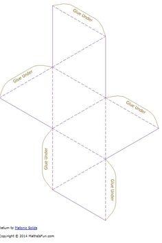 octahedron mobile diy - Google Search