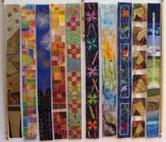 Image result for mini scrap quilts