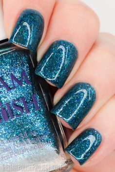 20140531 Glam Polish Rivendell IMG 3932 490x734 Swatched: Glam Polish The Epic Journey Collection Pt 1