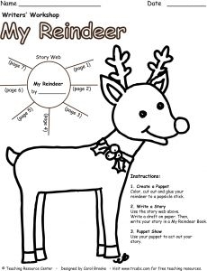 Reindeer motivation for writing