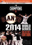 MLB: 2014 World Series Collectors Edition [8 Discs] [DVD] [Eng/Spa] [2014], 27307168