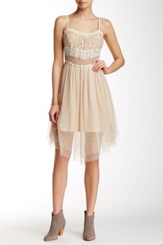 Lace Mesh Dress by RYU on @nordstrom_rack