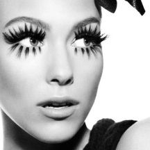 When applying your false eyelashes glamour babes remember to purchase the dark adhesive. This will blend in with your false lashes making them look au naturale. Kiss Makeup, Love Makeup, Makeup Tips, Beauty Makeup, Makeup Looks, Hair Makeup, Hair Beauty, Black Makeup, Amazing Makeup