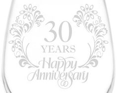 30th Wedding Anniversary Quotes, Wishes, Messages and