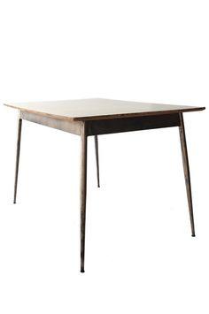 1965's BELGIUM VINTAGE TABLE / EEN