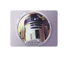 Awesome Star Wars Mouse Pad Artoo