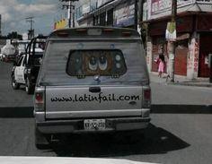 La camioneta de Bob Esponja #BobEsponja #SpongeBob Sponge Bob