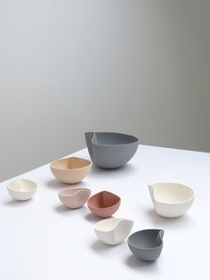 Colección Moon, de la diseñadora belga Ilona van Den Bergh.