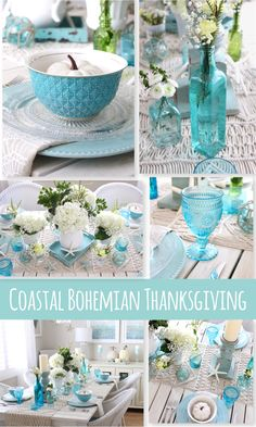 A Coastal Bohemian Thanksgiving!