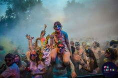Foto de WCF We Color Festival, Concert, Painting, Art, Art Background, Painting Art, Kunst, Concerts, Paintings