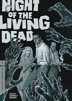 Night of the Living Dead (Blu-ray Disc, 2018, Criterion Collection)