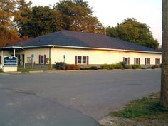 The Town of Triangle and Village of Whitney Point office building. All Town and Village Board meetings are held here. Court and a satellite office for the DMV can also be found here.