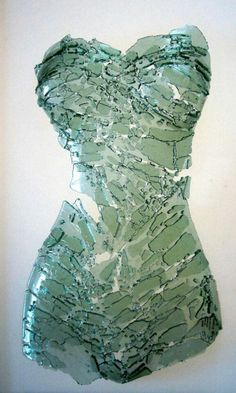 This is so cool. Glass female form