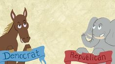 Flocabulary - Understanding and Comparing the Platforms. Our Political Party video and lesson plan are a great way to introduce political platforms to your class. Complete with a graphic organizer to compare the Democratic and Republican parties, this lesson can also be used to review topics discussed in political debates.