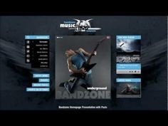 Bandzone Wordpress Theme is specially designed with a great help of our friends from a local rock band. No matter what band are you in, rock, pop or rap you don't want to have a corporate website. What you need is a clean, well-arranged website focused on events, albums, photo gallery and blog. That's exactly what we've done. What more, the site looks gorgeous and background slider is stunning -- just click through our demo website. http://youtu.be/v0bFUxW77V0?hd=1