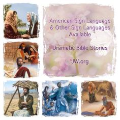 JW.org - Bible & Bible study aids, dramas & much, MUCH more. 300+ languages! Including ASL & other sign languages included.