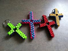 Paracord Cross by ParaSystems on Etsy