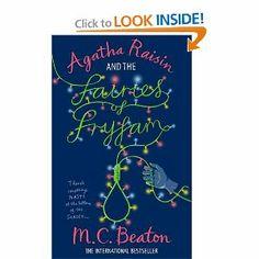 Agatha Raisin and the Fairies of Fryfam: M. C. Beaton: Finished 3/29/14