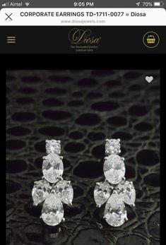 Earrings Expressive 18k White Gold Filled Sapphire Round Hoop Earrings Women Wedding Party Jewellery Reasonable Price Jewellery & Watches