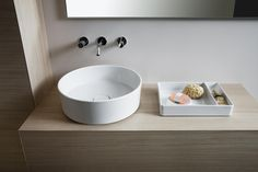All about Kartell by LAUFEN | Washbasin bowl by Laufen on Architonic. Find pictures & detailed information about retailers, contact ways & request..