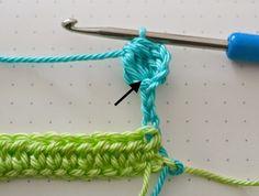 Elealinda projeto: Tutorial: Crochet Pom - 3 versões P4