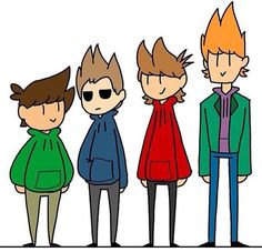 Eddsworld Cuties