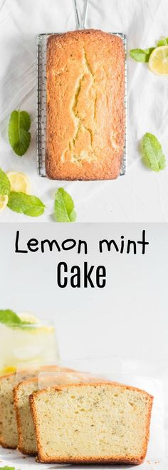 This Lemon Mint Cake is a such a refreshing treat. Bursting with zesty Lemon flavor and a minty fresh kick, it is truly like a cool summer breeze.