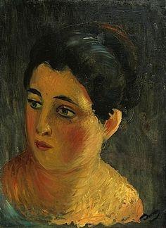 André Derain, PORTRAIT DE FEMME
