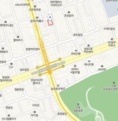 선정릉역(9호선/분당선)2번출구 50M위치