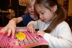 Lire les notes en s'amusant avec Le Tout Petit Conservatoire