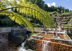 "Natural Hot Springs ""DONA BEIJA"" by m-arquitectos « Landscape Architecture Platform Hard Landscaping Ideas, Modern Landscaping, Pool Landscaping, Modern Landscape Design, Landscape Plans, Contemporary Landscape, Amazing Architecture, Landscape Architecture, Spring Architecture"