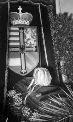 Funeral of Archduke Eugen of Austria-Teschen Grand Master of the Teutonic Order, St. Archduke, Holy Roman Empire, Innsbruck, The Grandmaster, Ferdinand, Lorraine, Hungary, Funeral, Austria