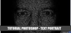 In questo Tutorial vedremo come creare con photoshop un Text Portrait, ovvero quelle immagini che sono formate unicamente...