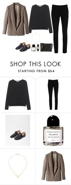 """Untitled #338"" by inlateautumn ❤ liked on Polyvore featuring rag & bone, Warehouse, Lemaire, CÉLINE, Byredo, Dogeared and STELLA McCARTNEY"
