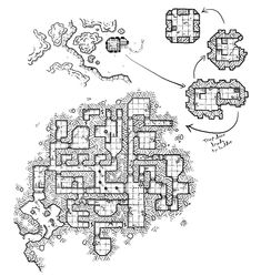 Tower dungeon