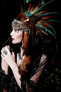 Goddess Rhiannon
