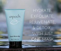 Epoch Glacial Marine Mud Mask A simple and natural way to softer, smoother toned skin. Revitalising clay mask with sea botanicals draws out dirt and impurities Epoch Mud Mask, Marine Mud Mask, Glacial Marine Mud, Skin Mask, Nu Skin Mud Mask, Best Teeth Whitening, Smooth Skin, Bossbabe, Australia