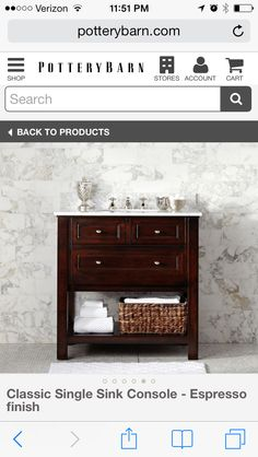 Thinking open vanity- compromise ;)